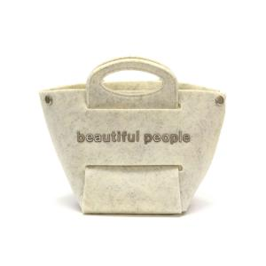ビューティフルピープル トートバッグ beautiful people レディース ブランド 小さめ recycled felt constructive bag S 日本製 1035611963 ギャレリア Bag&Luggage