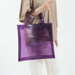 最大16%獲得 ビューティフルピープル トートバッグ beautiful people クリアエンボスネームトート A4 透明 ビニール レディース 1115611987 ギャレリア Bag&Luggage