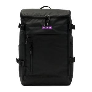 カンゴール リュック 通学 KANGOL バッグ Hello スクエア A4 B4 22L 通学リュック 大きめ 女子 男子 中学 高校 メンズ レディース 250-1251|ギャレリア Bag&Luggage