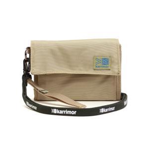 カリマー 財布 karrimor VT wallet 三つ折り財布 コンパクト 小銭入れ ネックウォレット 2WAY ストラップ付き メンズ レディース 500849 ギャレリア Bag&Luggage