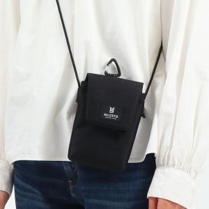 ミレスト ポーチ MILESTO Hutte ヒュッテ モバイルポーチ 小物入れ 斜めがけ 小さい ショルダーポーチ 軽量 撥水 メンズ レディース MLS813|ギャレリア Bag&Luggage