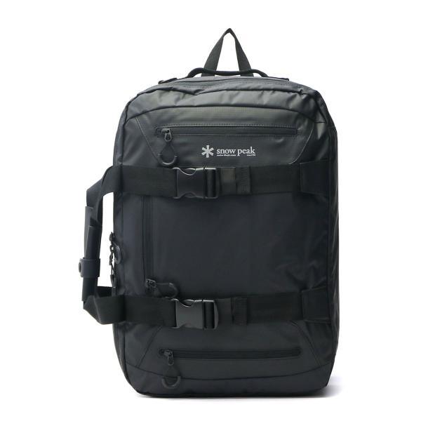 スノーピーク バッグ snow peak ブリーフケース メンズ 3way Business Bag 3WAYブリーフケース UG-729 通勤 B4 galleria-onlineshop 22