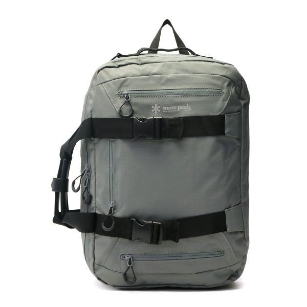 スノーピーク バッグ snow peak ブリーフケース メンズ 3way Business Bag 3WAYブリーフケース UG-729 通勤 B4 galleria-onlineshop 23