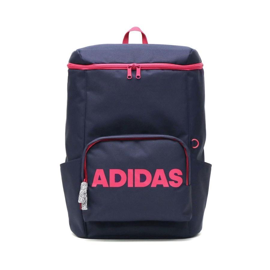 セール アディダス リュック adidas スクエア リュックサック 通学 通学用 通学リュック B4 A4 31L 大容量 軽量 男子 女子 中学 高校 57597|galleria-store|23