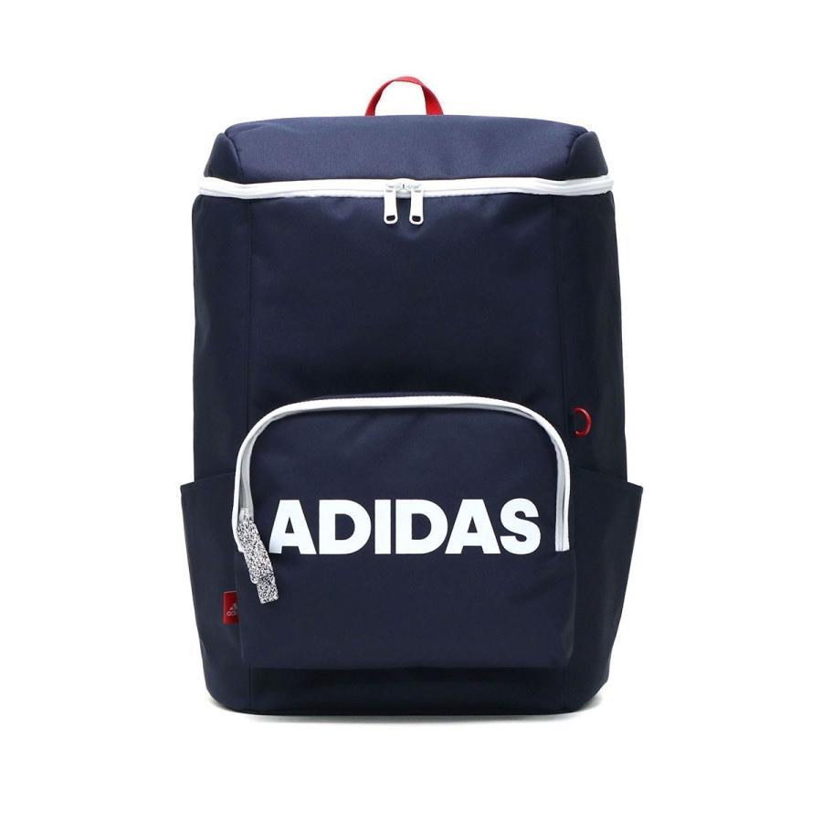 セール アディダス リュック adidas スクエア リュックサック 通学 通学用 通学リュック B4 A4 31L 大容量 軽量 男子 女子 中学 高校 57597|galleria-store|24