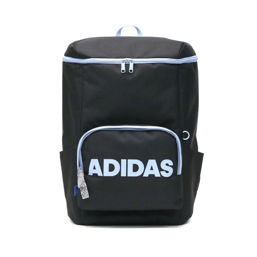 セール アディダス リュック adidas スクエア リュックサック 通学 通学用 通学リュック B4 A4 31L 大容量 軽量 男子 女子 中学 高校 57597|galleria-store|25