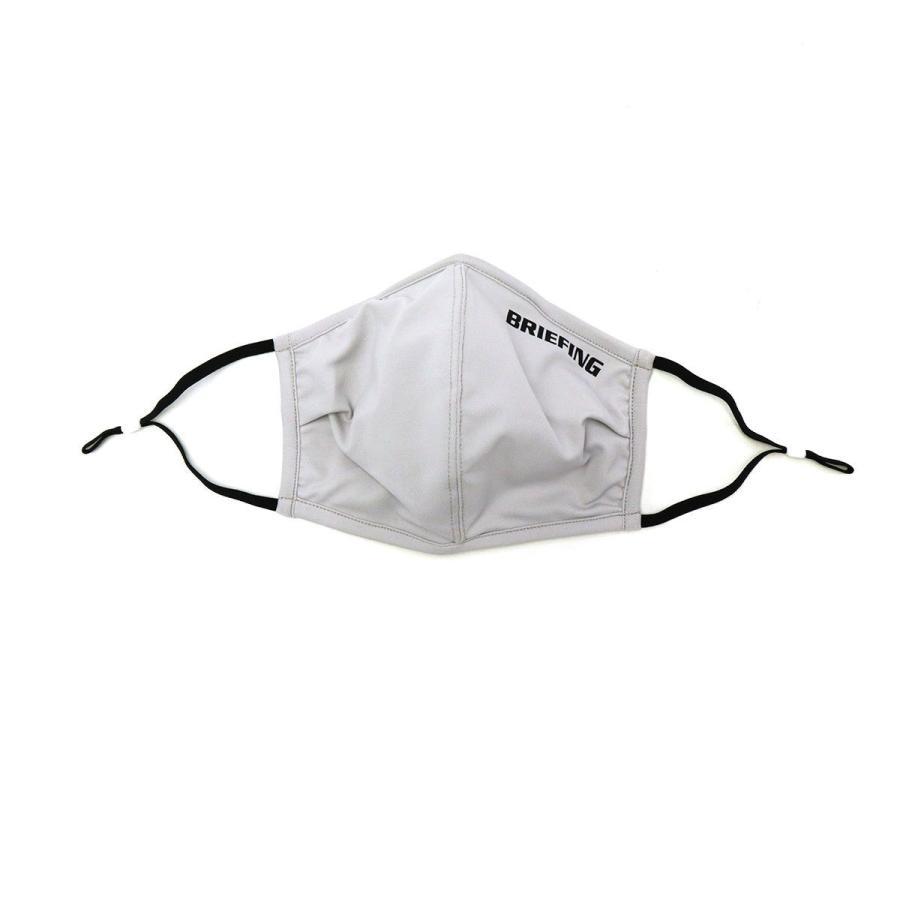 【メール便】日本正規品 ブリーフィング ゴルフ マスク BRIEFING GOLF 洗える 布マスク 3D WASHABLE CLEANSE MASK-2 抗菌 防臭 メンズ BRG211F55|galleria-store|12