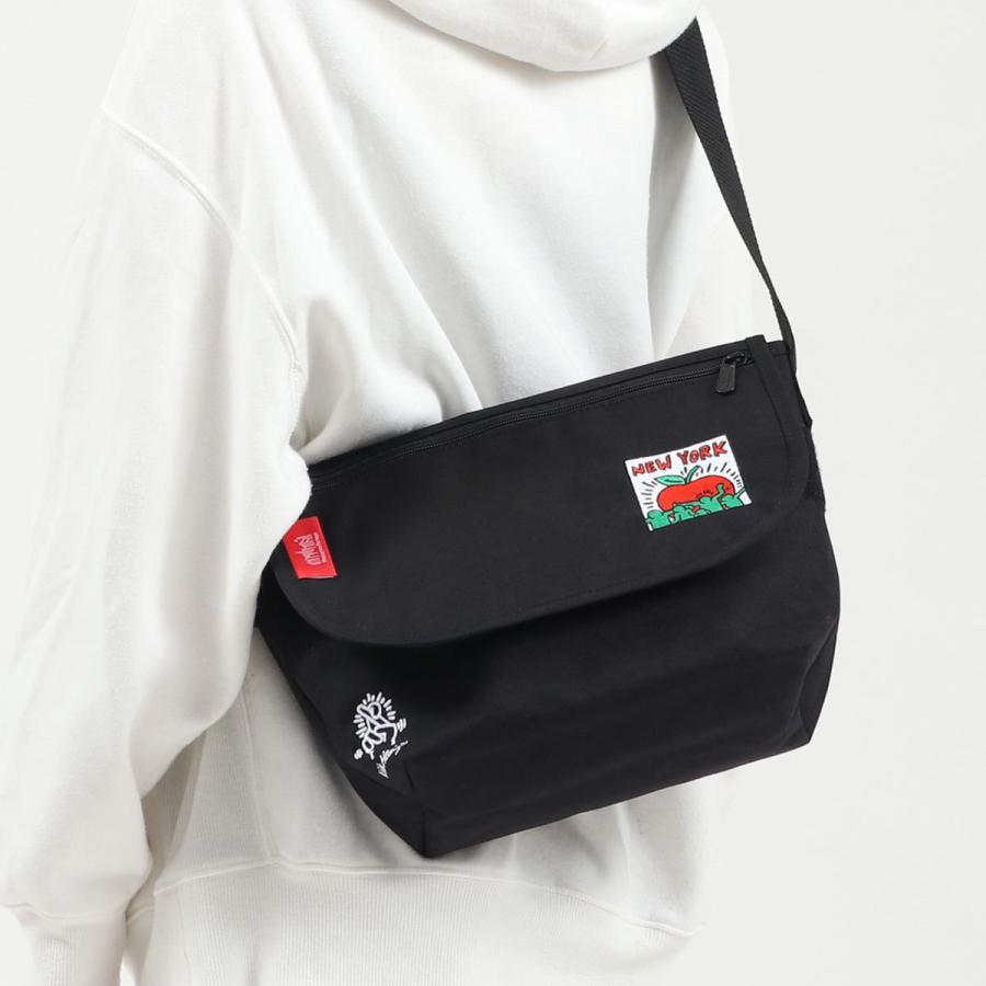 日本正規品 マンハッタンポーテージ ショルダーバッグ Manhattan Portage Casual Messenger Bag JR Keith Haring 斜めがけ MP1605JRKH21 galleria-store 22
