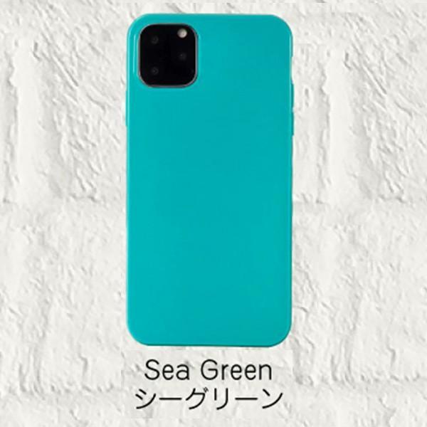 スマホケース iPhone 11 11pro 11proMAX XR iphone8 iphone7  耐衝撃 シリコン TPU ケース アイフォン 無地 シンプル ワイヤレス充電 Qi galleries 29