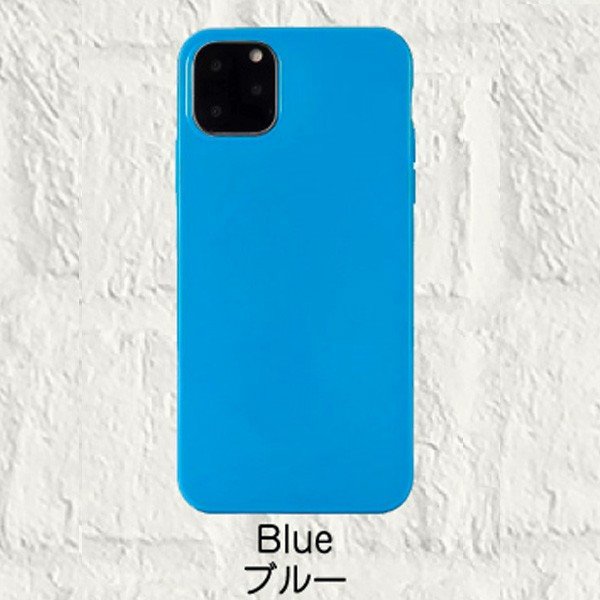 スマホケース iPhone 11 11pro 11proMAX XR iphone8 iphone7  耐衝撃 シリコン TPU ケース アイフォン 無地 シンプル ワイヤレス充電 Qi galleries 31