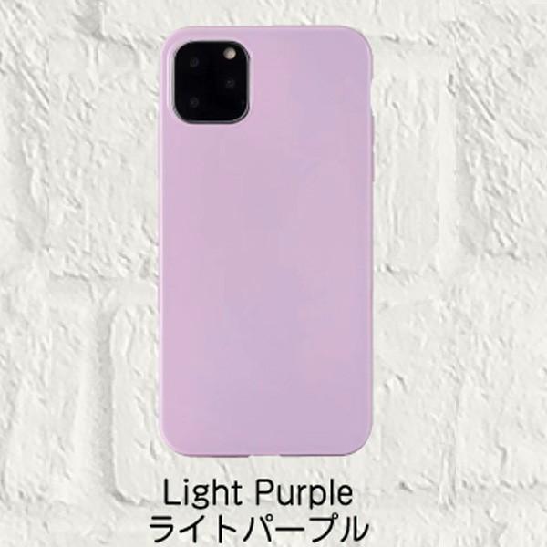 スマホケース iPhone 11 11pro 11proMAX XR iphone8 iphone7  耐衝撃 シリコン TPU ケース アイフォン 無地 シンプル ワイヤレス充電 Qi galleries 21