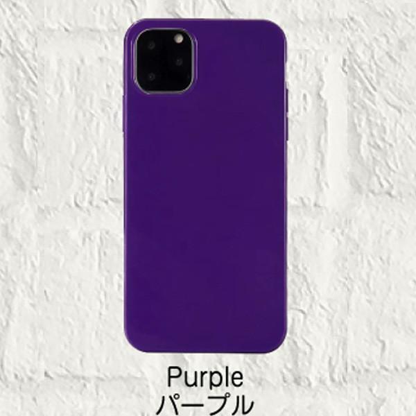 スマホケース iPhone 11 11pro 11proMAX XR iphone8 iphone7  耐衝撃 シリコン TPU ケース アイフォン 無地 シンプル ワイヤレス充電 Qi galleries 22