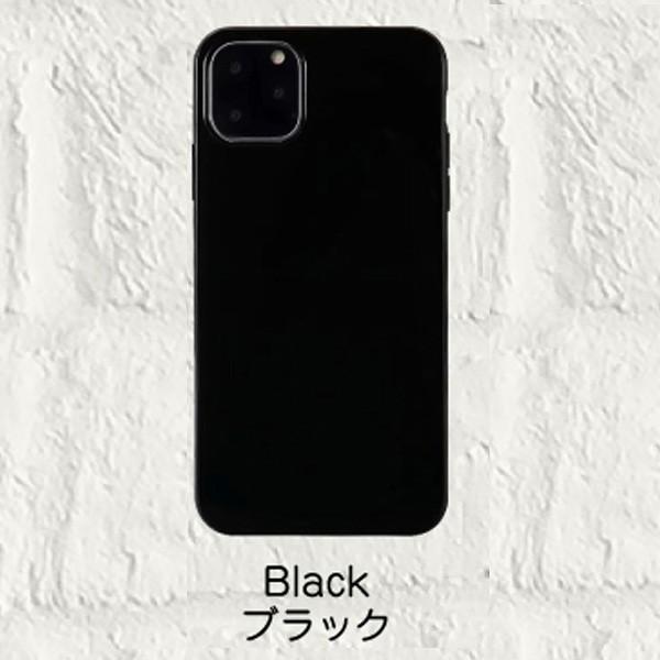 スマホケース iPhone 11 11pro 11proMAX XR iphone8 iphone7  耐衝撃 シリコン TPU ケース アイフォン 無地 シンプル ワイヤレス充電 Qi galleries 26