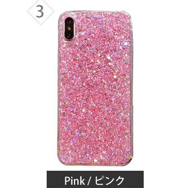 iphone se2 ケース 11 11pro se XR 8 7 キラキラ ラメ シリコン アイフォン 11proMAX 可愛い おしゃれ TPU ケース 透明 半透明 クリアケース|galleries|17