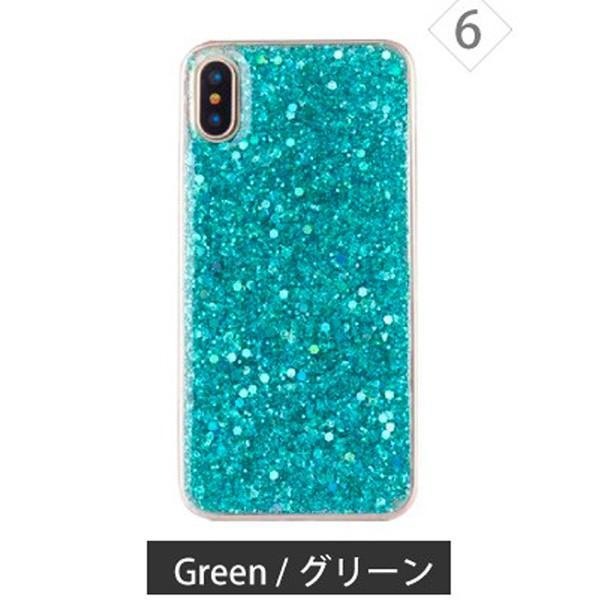 スマホケース iPhone 11 11pro 11proMAX  XR 8 7 耐衝撃 グリッター ラメ 可愛い おしゃれ TPU ケース アイフォン キラキラ クリアケース シリコン|galleries|18