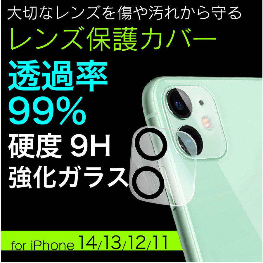 iPhone用レンズ保護カバー