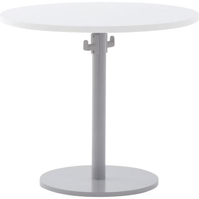 ホワイト 丸テーブル アールエフヤマカワ