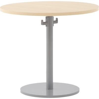 円形テーブル カフェテーブル ミーティング オフィスに
