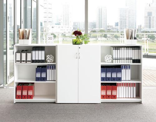 シンプルな木製シリーズ「Legno(レーニョ)II」 ホワイト 設置まで込みでご提案
