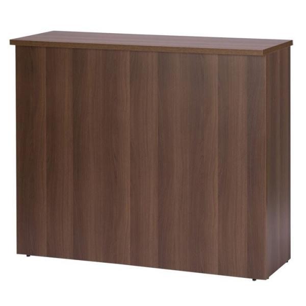 上質の材質・表面強度で、受付カウンター オフィス  デザイン ハイカウンター W1200×D450×H1000 おしゃれ  クリニック  エステ RFHC-1200|garage-murabi|12
