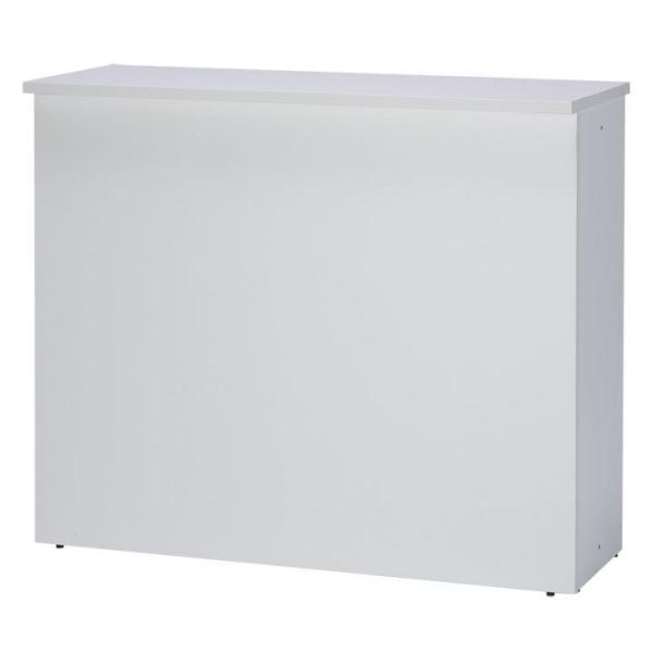 上質の材質・表面強度で、受付カウンター オフィス  デザイン ハイカウンター W1200×D450×H1000 おしゃれ  クリニック  エステ RFHC-1200|garage-murabi|10