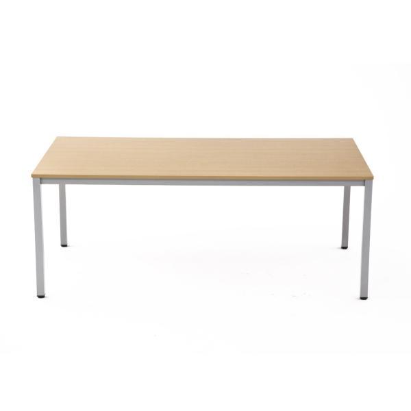 ミーティングテーブル W1800×D900 [ホワイト/ナチュラル/ダーク] RFMT-1890 会議用テーブル 会議机 会議室 デスク 打ち合わせ 商談用 garage-murabi 06