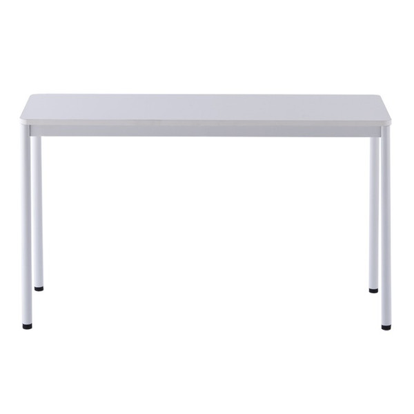 ラディーシリーズ RFシンプルテーブル W1200×D400 [ホワイト/ナチュラル/ダーク] RFSPT-1240 オフィスデスク 事務机 会議テーブル ミーティングテーブル|garage-murabi|08