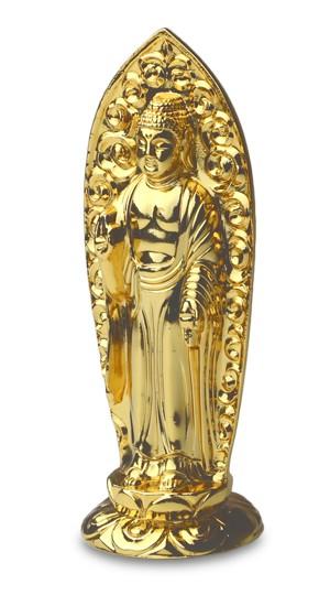 仏像 阿弥陀如来 小 7.3cm