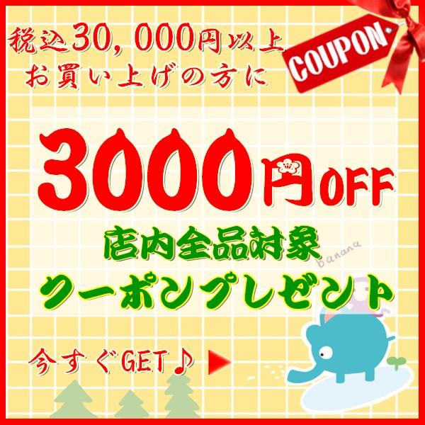 【ガーデンストーン】税込三万円以上お買い上げの方に限定☆3000円OFFクーポン