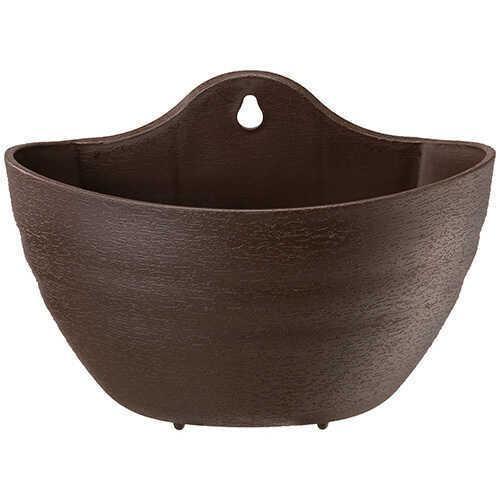 壁掛け プランター プラ鉢 24型  ウォール 鉢 プラスチック 軽量 屋外 ガーデニング 軽い|gardenyouhin|06