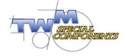 TWM レーシングコンポーネンツ フォールディングレバー