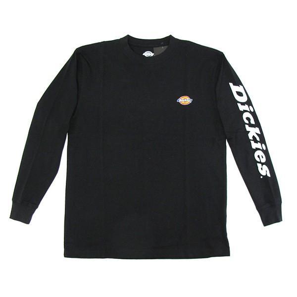 メール便送料無料 Dickies ディッキーズ Tシャツ ロゴ プリント 長袖 リラックスフィット グラフィック Tシャツ ロンT WL469 gb-int 05