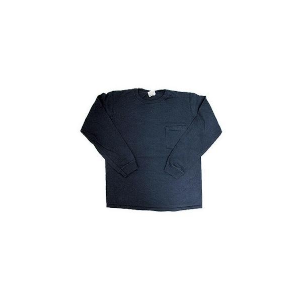 GOODWEAR グッドウェア 長袖 ポケット付きTシャツ 無地(メール便不可)|gb-int|10