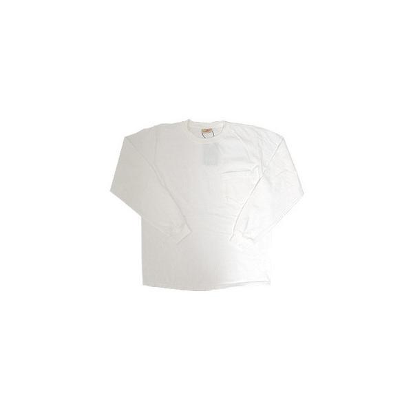 GOODWEAR グッドウェア 長袖 ポケット付きTシャツ 無地(メール便不可)|gb-int|07