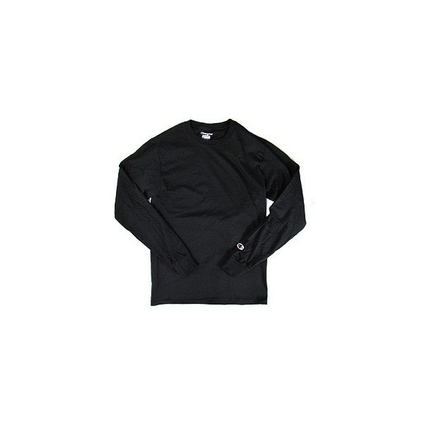 チャンピオン Champion Tシャツ CC8C クルーネック 無地 長袖 USAモデル 5.2 oz Long Sleeve Tee (メール便対応)|gb-int|04