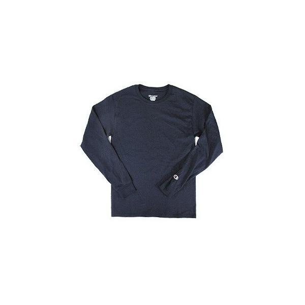 チャンピオン Champion Tシャツ CC8C クルーネック 無地 長袖 USAモデル 5.2 oz Long Sleeve Tee (メール便対応)|gb-int|06