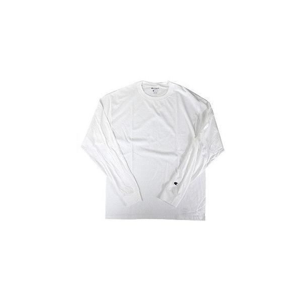 チャンピオン Champion Tシャツ CC8C クルーネック 無地 長袖 USAモデル 5.2 oz Long Sleeve Tee (メール便対応)|gb-int|07