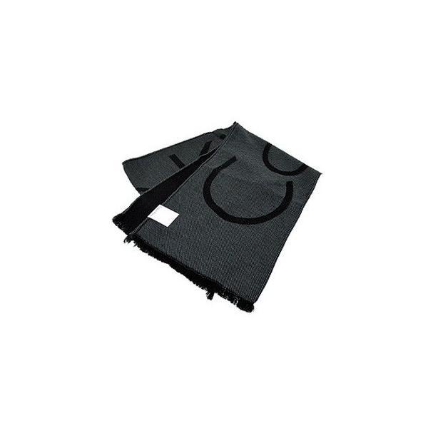 Calvin Klein カルバンクライン ツイル織 ロゴ スカーフ マフラー HKC73621 WOVEN TWILL LOGO SCARF|gb-int|11