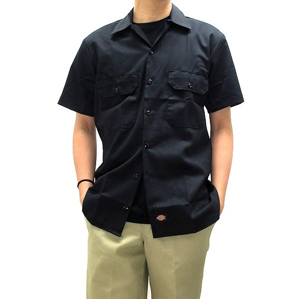 ディッキーズ ワークシャツ 半袖 USAモデル 1574 Dickies  カジュアルシャツ|gb-int|06