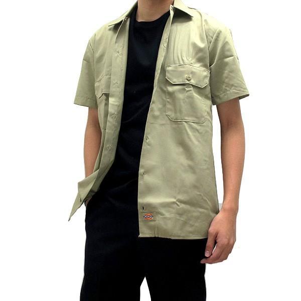 ディッキーズ ワークシャツ 半袖 USAモデル 1574 Dickies  カジュアルシャツ|gb-int|07