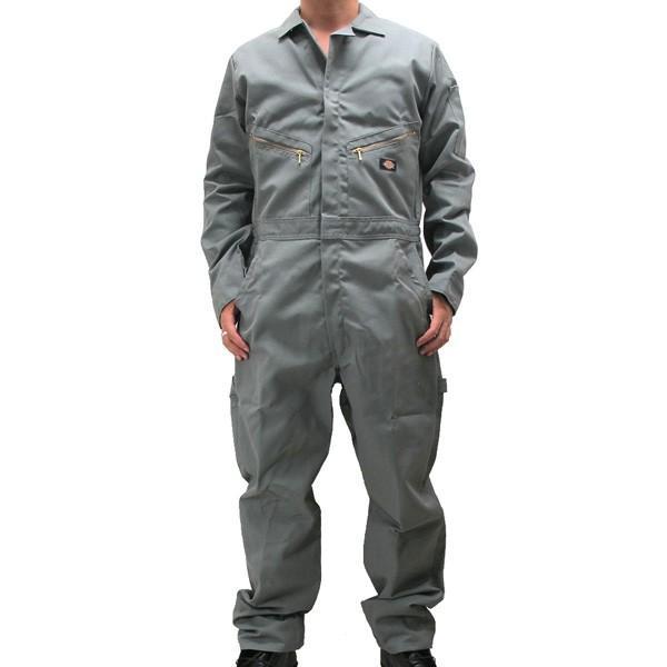ディッキーズ つなぎ 長袖 48799 Dickies 作業服|gb-int|10