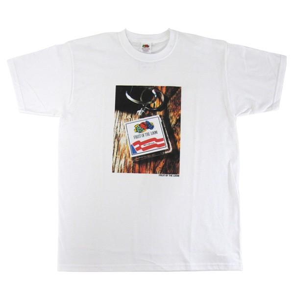 メール便送料無料 FRUIT OF THE LOOM フルーツオブザルーム 0122-513FLPH フォト プリント 半袖 Tシャツ gb-int 05
