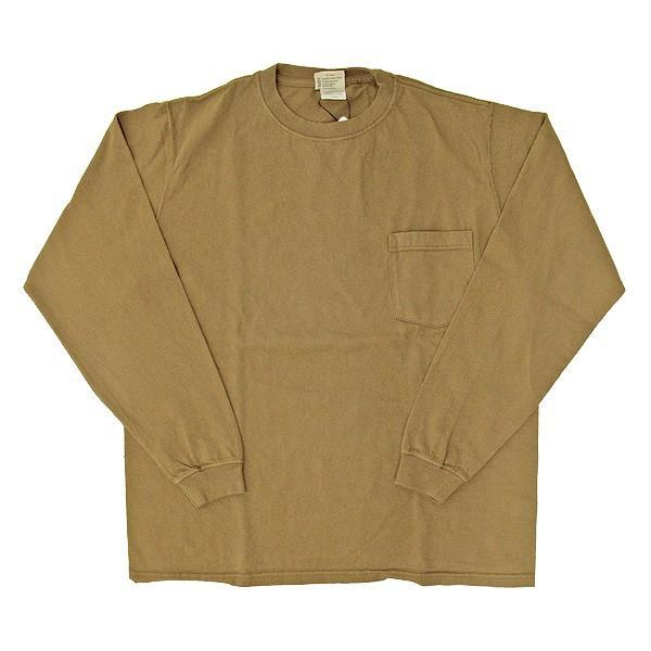 GOODWEAR グッドウェア 長袖 ポケット付きTシャツ 無地(メール便不可)|gb-int|14