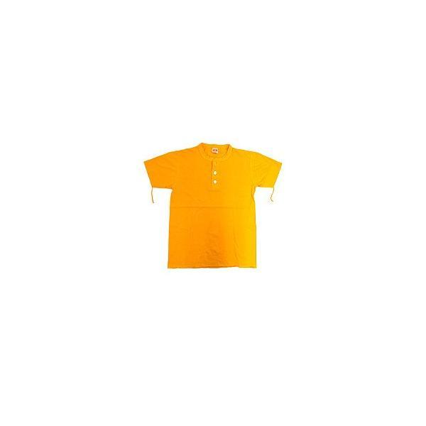 ヘルスニット Healthknit ヘンリーネック Tシャツ 半袖 906S (メール便対応)|gb-int|09