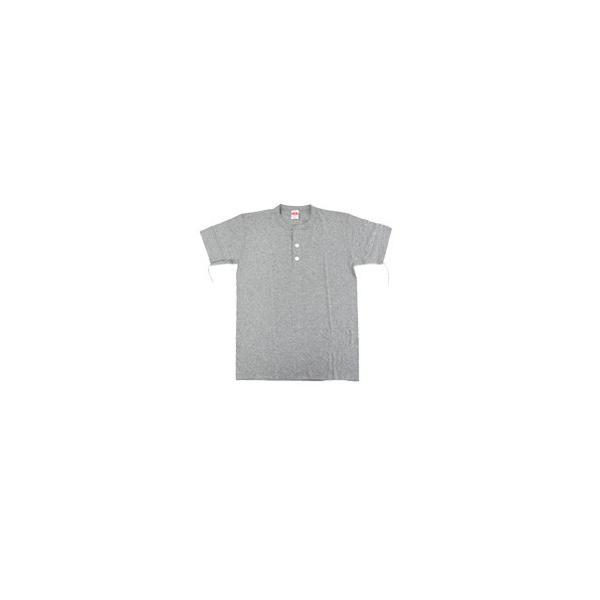 ヘルスニット Healthknit ヘンリーネック Tシャツ 半袖 906S (メール便対応)|gb-int|17