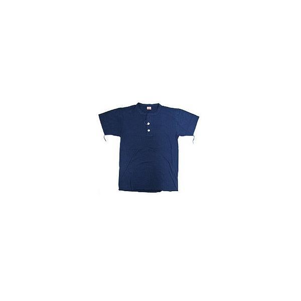 ヘルスニット Healthknit ヘンリーネック Tシャツ 半袖 906S (メール便対応)|gb-int|14