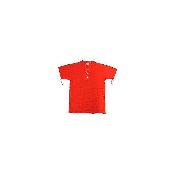 ヘルスニット Healthknit ヘンリーネック Tシャツ 半袖 906S (メール便対応)|gb-int|10