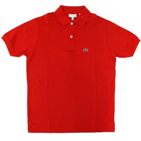 ラコステ ポロシャツ L1812 LACOSTE 鹿の子 PJ2909-51 ボーイズ メール便対応|gb-int|09