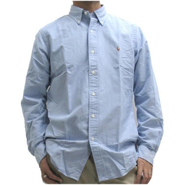 ラルフローレン オックスフォードシャツ ボタンダウンシャツ gb-int 08