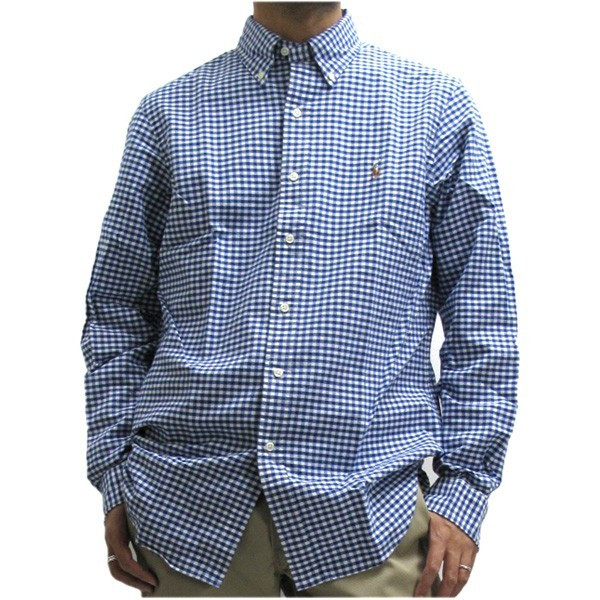 ラルフローレン オックスフォードシャツ ボタンダウンシャツ gb-int 11